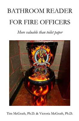 Bathroom Reader for Fire Officers book